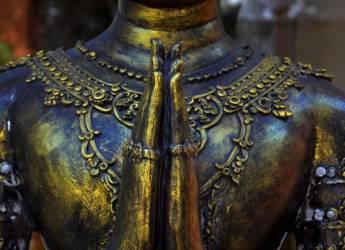 buddha preghiera
