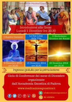 Meditazione Gnostica Dicembre